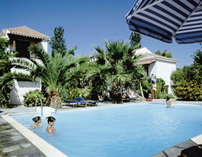 Appartementen Glyfada - Pythagorion - Samos